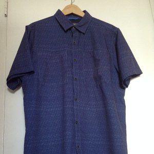 Mountain Ridge Men's Short-Sleeved Shirt, Size L